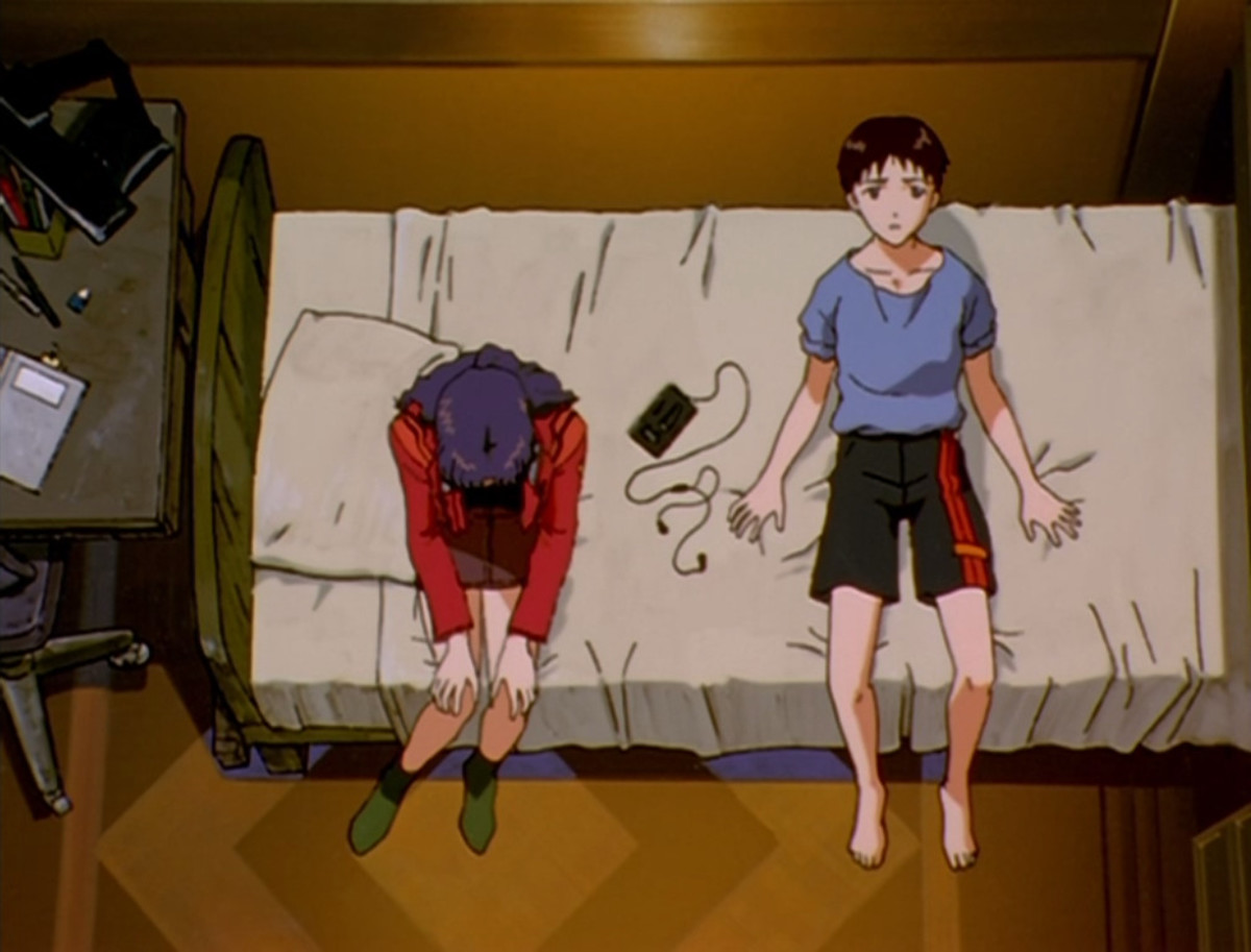 What if, Shinji never resisted?
