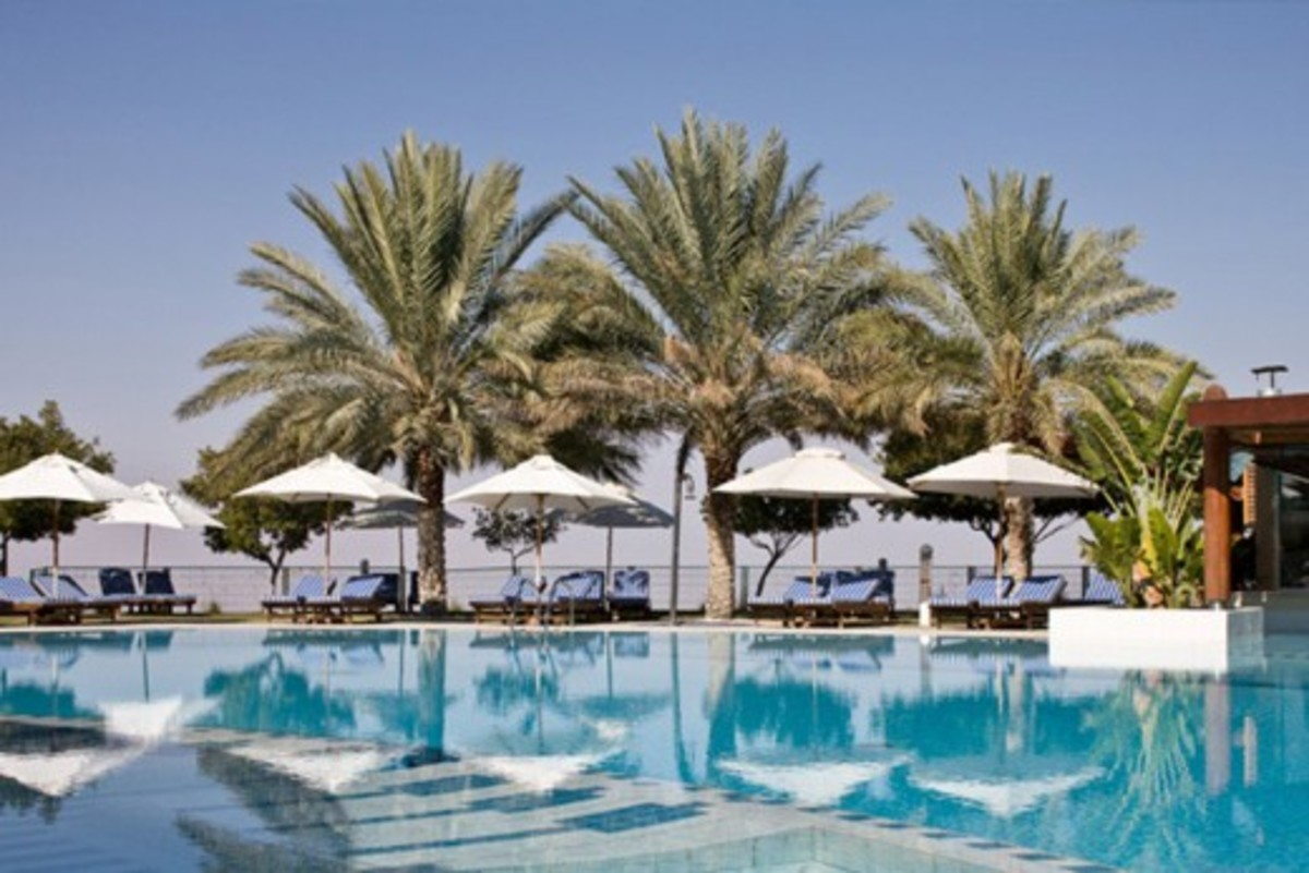Visiting the Mercure Resort at Jebel Hafeet in Abu Dhabi