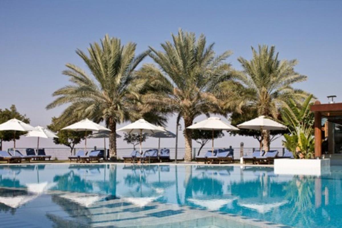 Visiting the Mercure Resort at Jebel Hafeet in Abu Dhabi