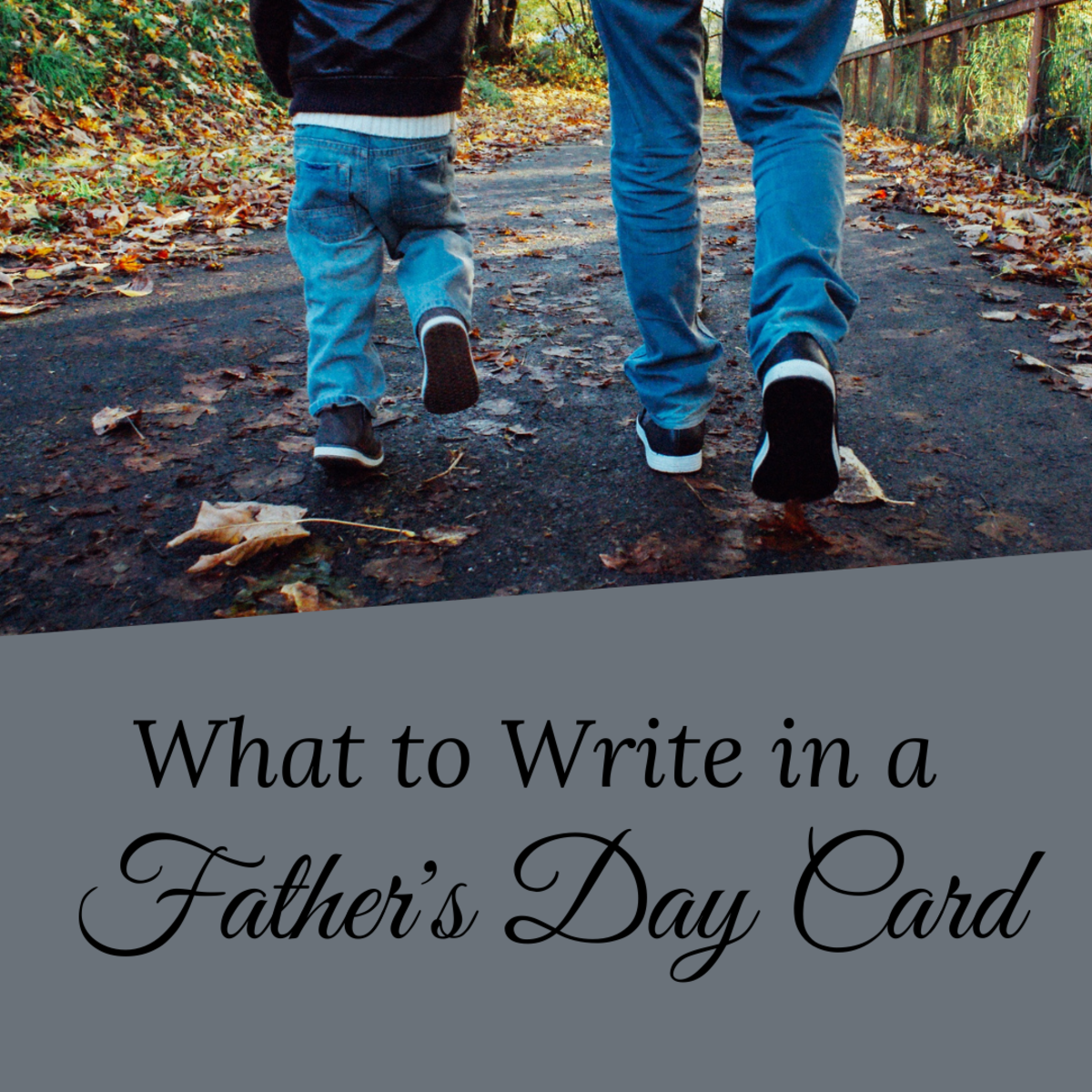 Read some ideas for sincere, funny, and Christian messages for a dad or stepfather on Father's Day.
