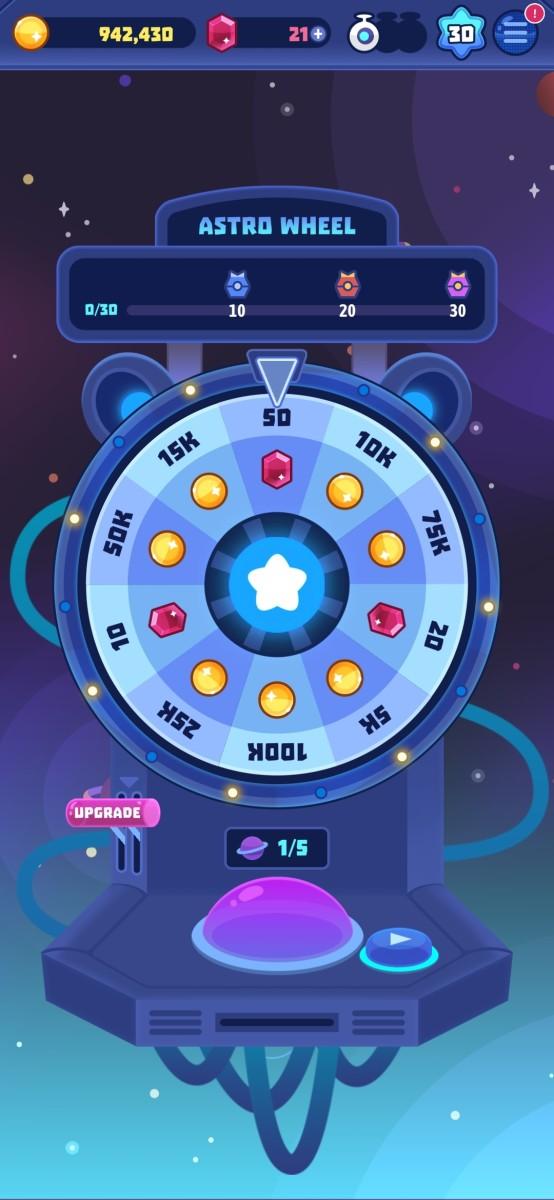 The Astro Wheel