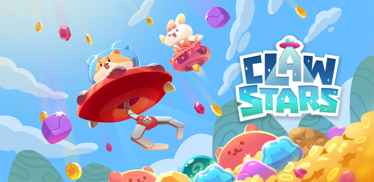 Claw Stars Feature Art