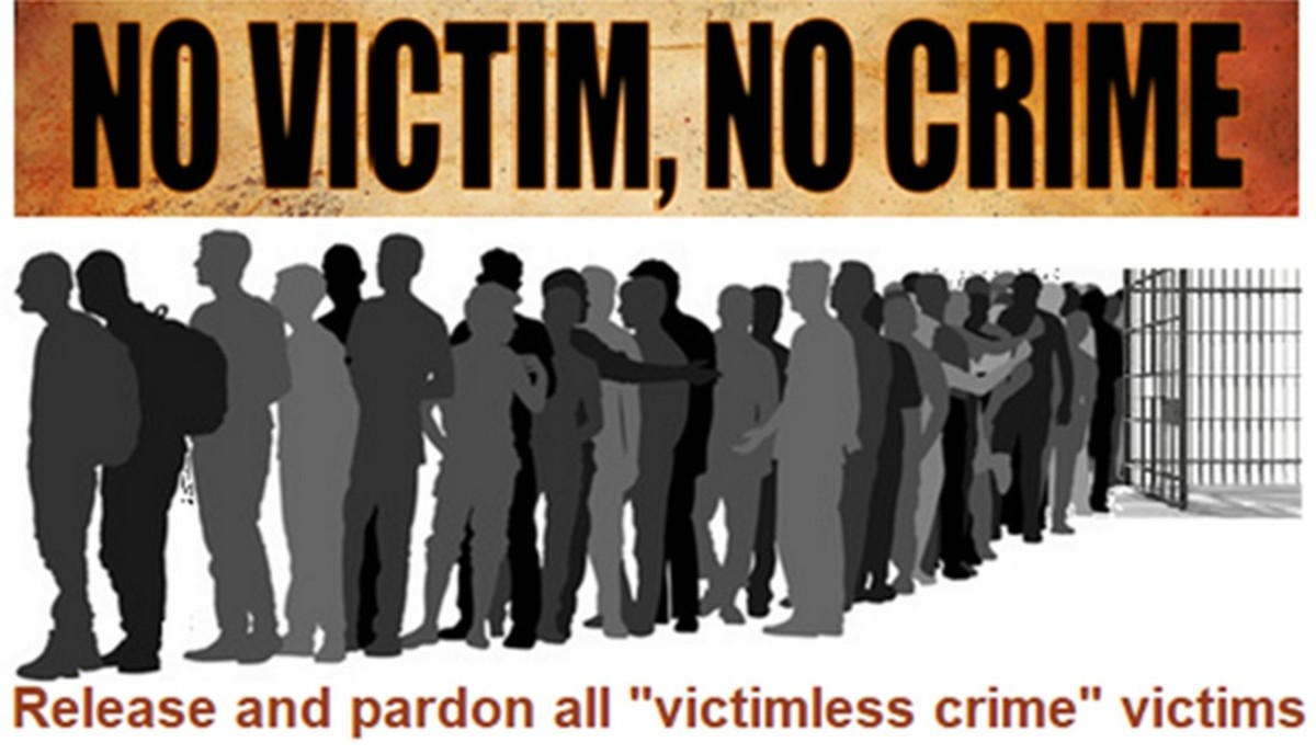 Libertarians: Release and Pardon All Victimless Crime Prisoners