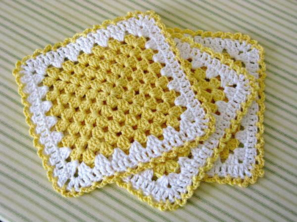 Tutorial on Dishcloth