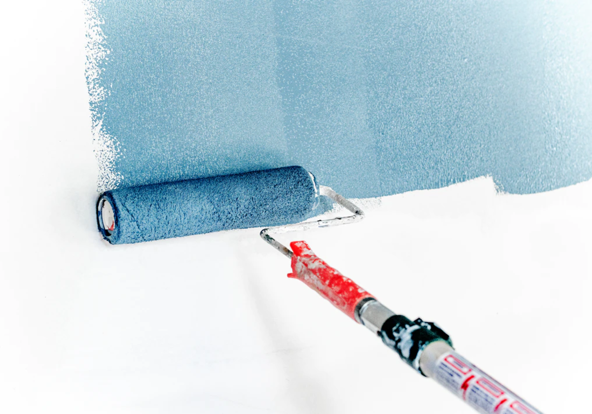 5 Top Tips For Painting & Decorating