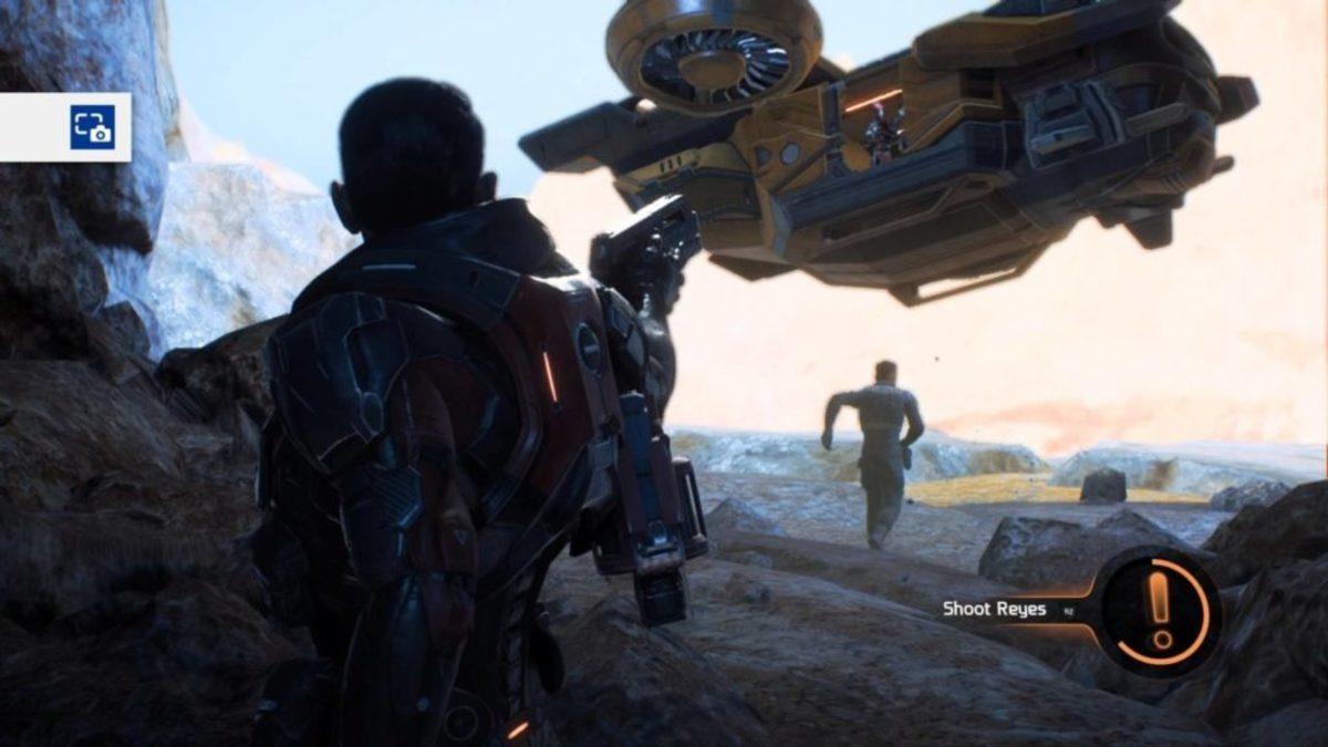 Ryder shoots Reyes.