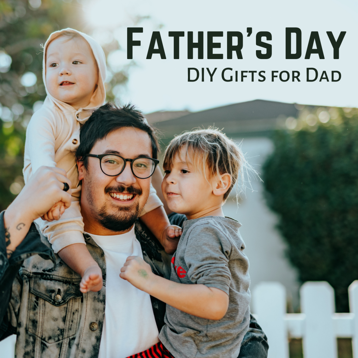 Make a thoughtful, inexpensive gift for Dad this year!