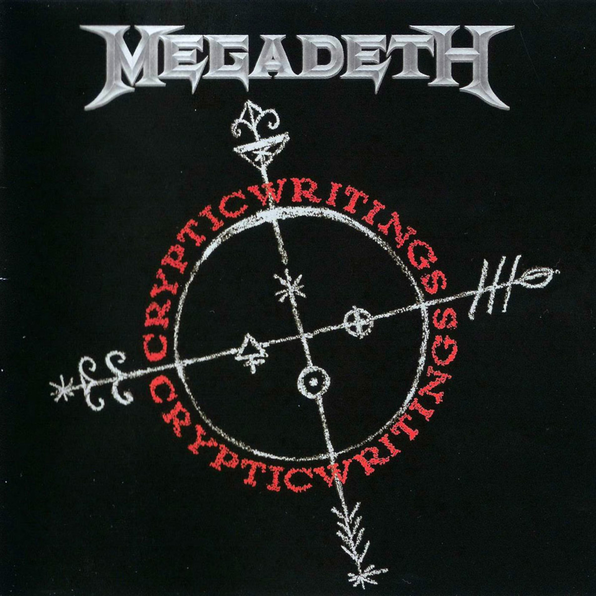 Cryptic Writings: Megadeth Really Drops Off Into Mediocrity With this One