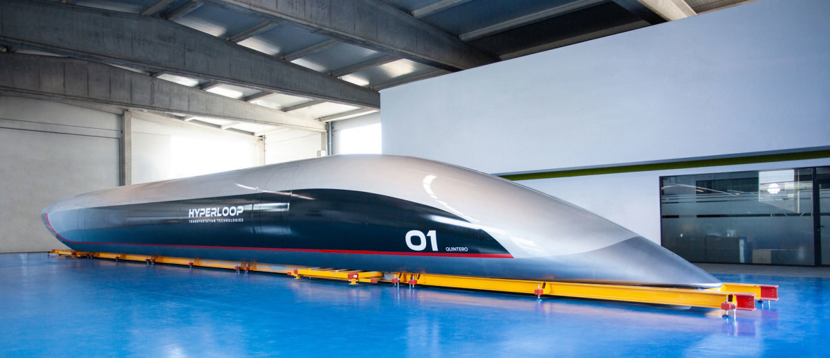 Hyperloop is a high-speed transportation technology developed by various countries across the world.