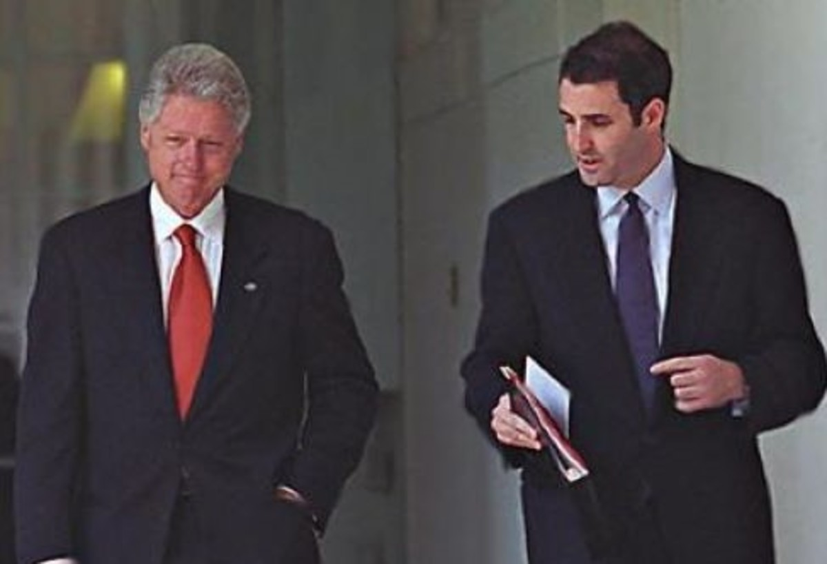 Clinton and Band