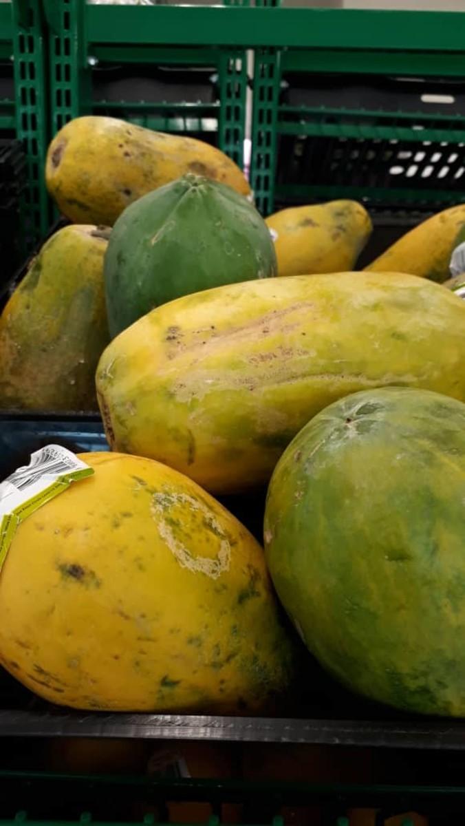 Local Papayas