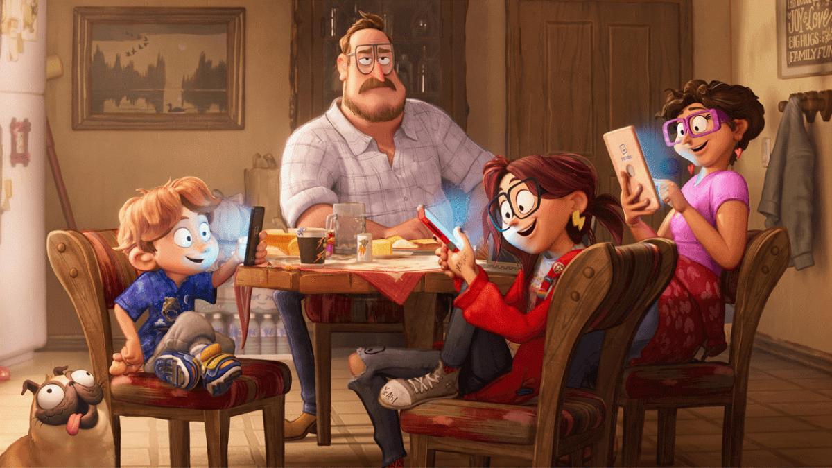 Mitchell's Family