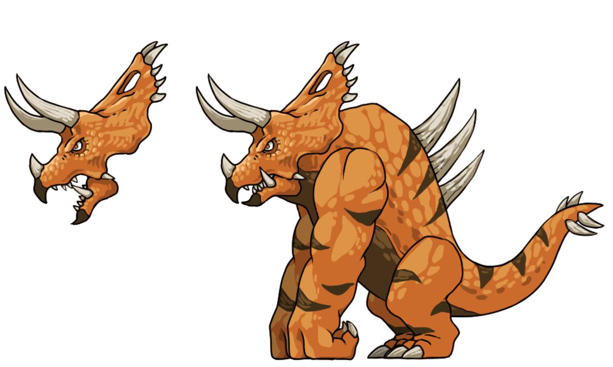 Triceradon the Grand Leviathan,