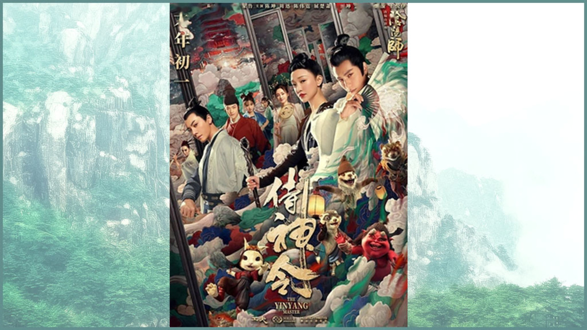 In short, The Yinyang Master is a Japanese Anime story in a Chinese Xianxia setting.