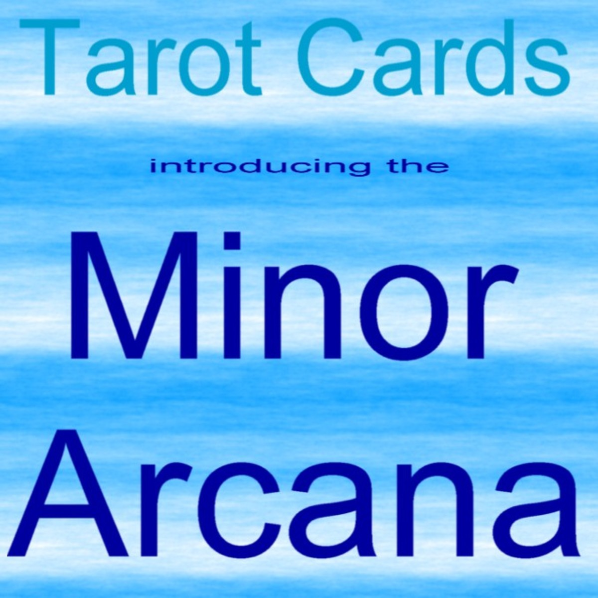 Tarot - How to Read the Minor Arcana