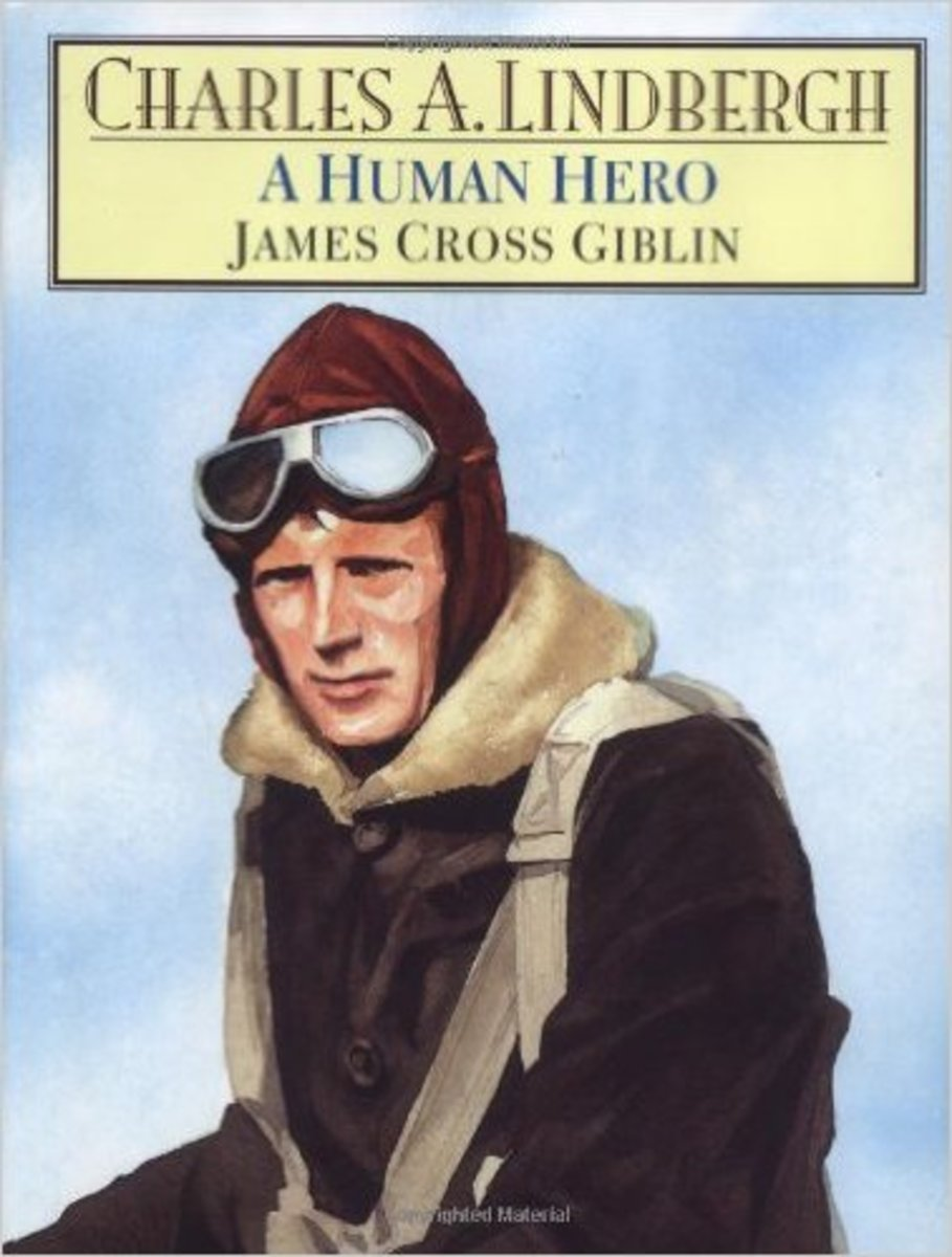 Charles A. Lindbergh: A Human Hero by James Cross Giblin