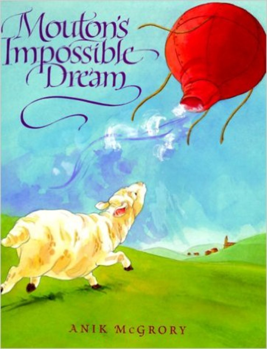 Mouton's Impossible Dream by Anik McGrory