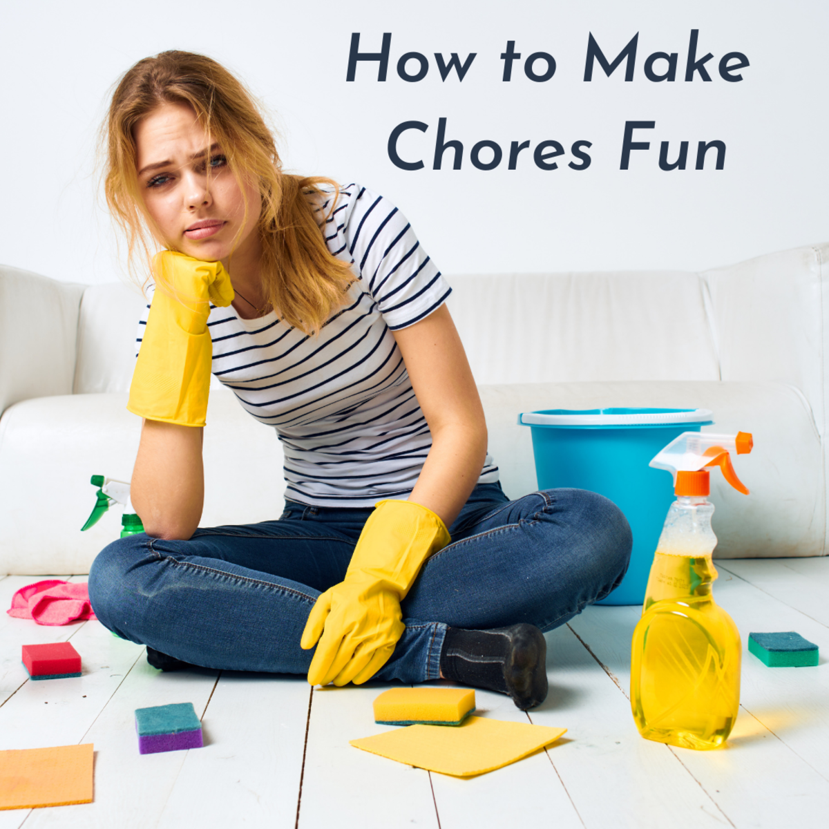 25 simple ways to make chores more fun