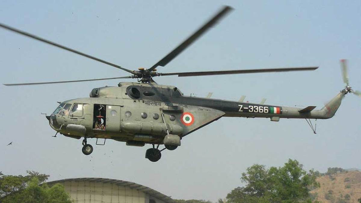 indian-air-force-mi-17-chopper-shot-down-by-own-missile-over-srinagar-and-six-officers-killed