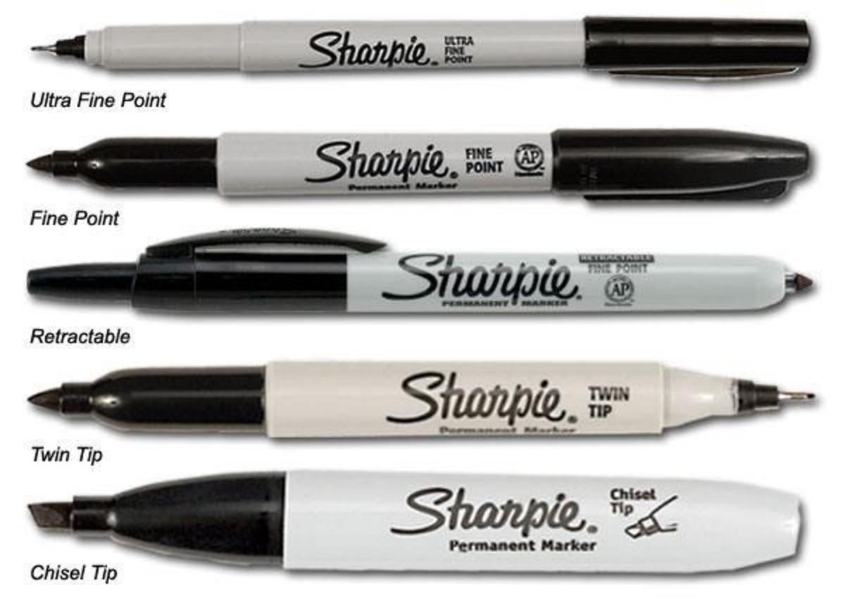 sharpie-pens-tips-and-ideas