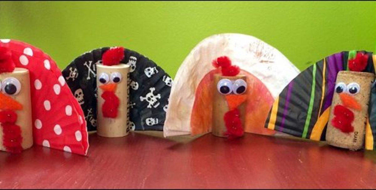 new-turkey-crafts