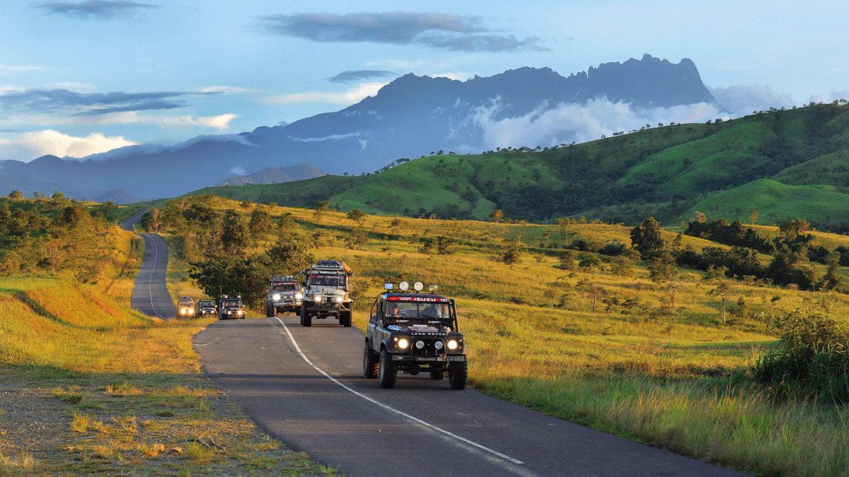 Maliau basin perfect wildlife tourism visit
