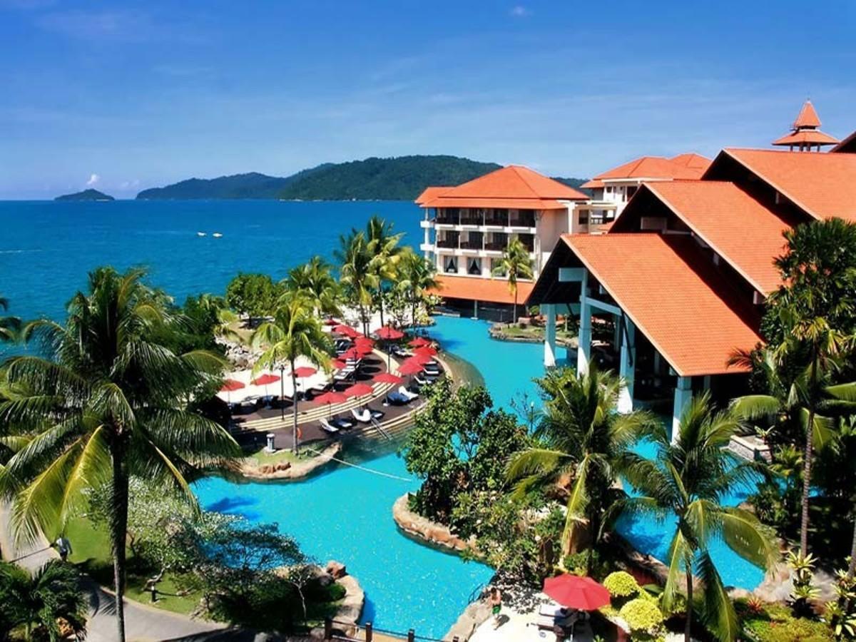 Sutera Harbour Resort Located in Kota Kinabalu Sabah