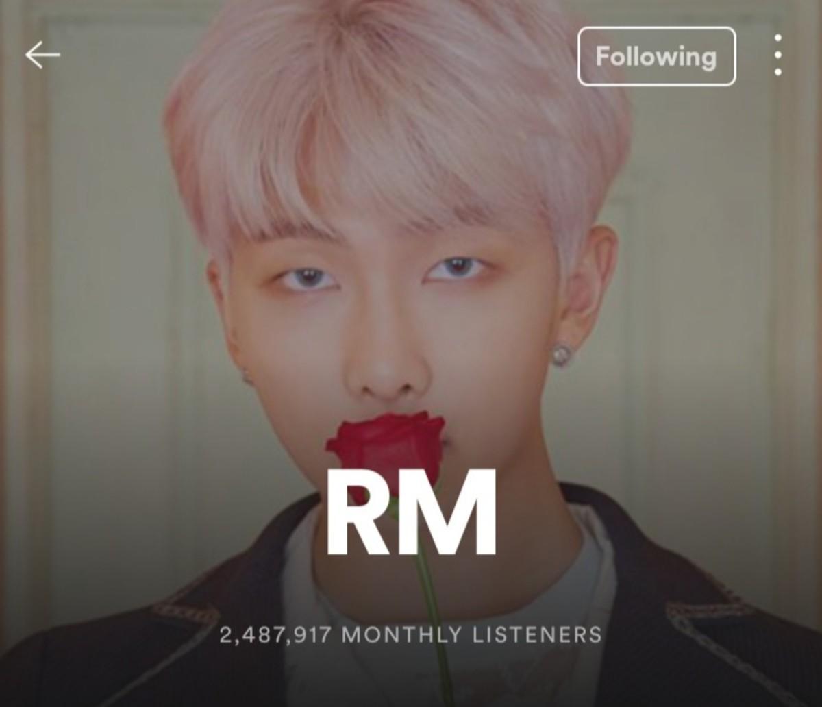 RM Spotify