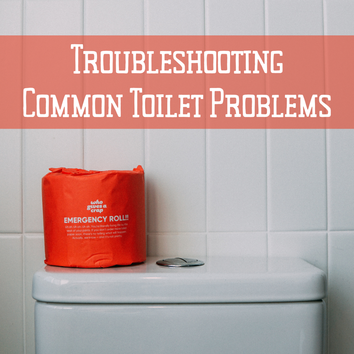 Learn how to identify and fix some common toilet issues, from leaks to clogs.