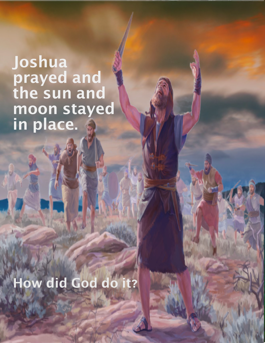 2 Surprising Theories for Joshua's Long Day