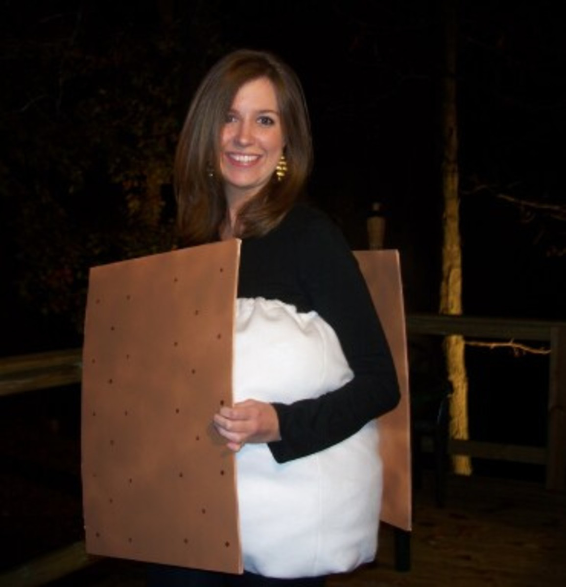 Be A S'more For Halloween!