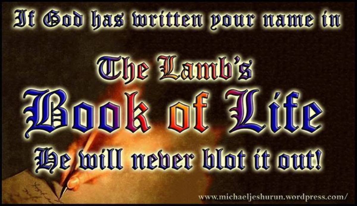 Written in Permanent Ink (Blood?)