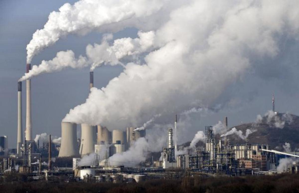 The World's 10 Most Polluted Countries