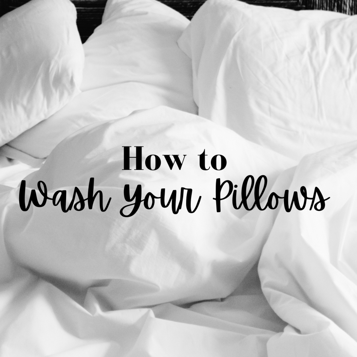 Can You Wash Pillows? Yep—Here's How
