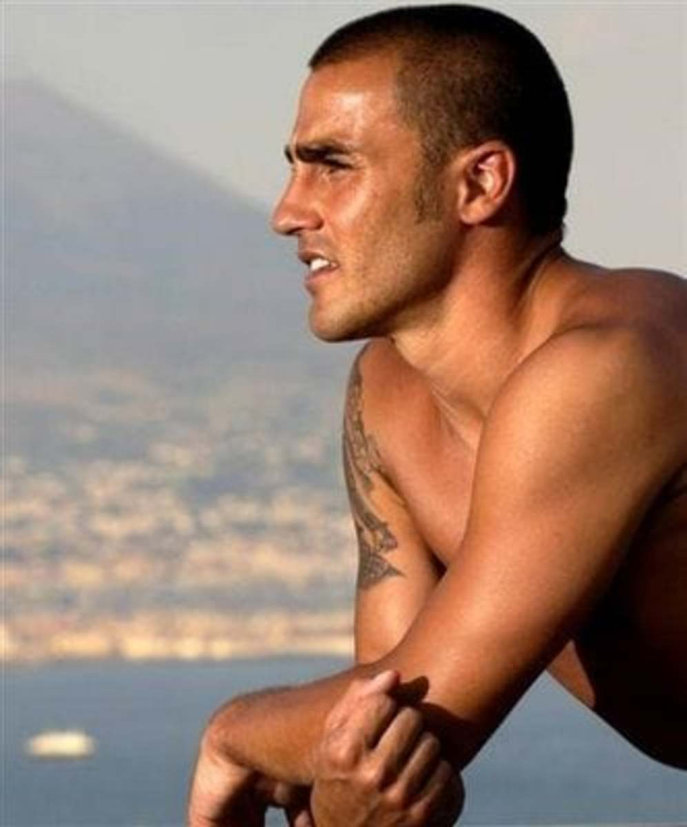 Fabio Cannavaro - team captain