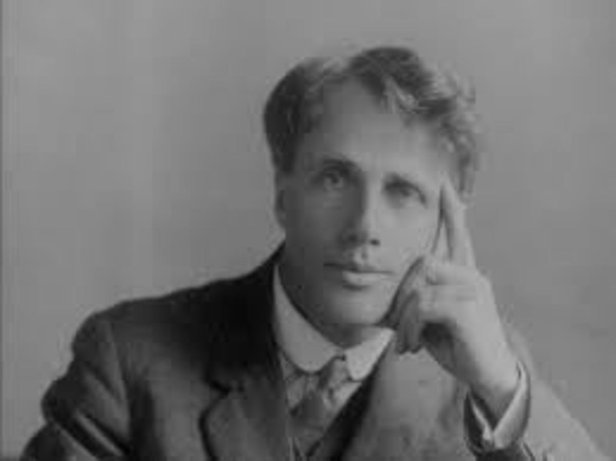Analysis of Poem West-Running Brook by Robert Frost