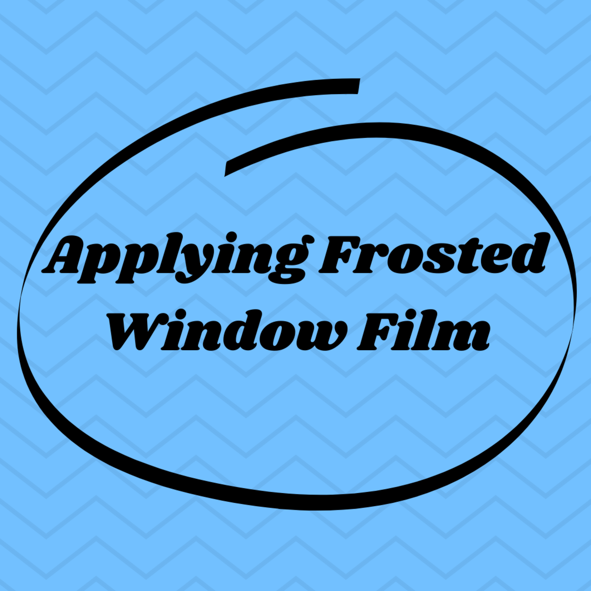 Learn how to apply frosted window film in your home, as well as why you might want to