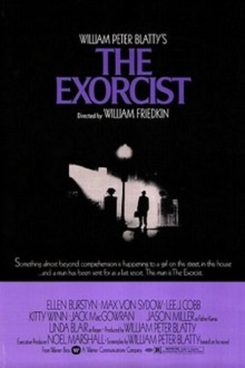 The Exorcist (1973) - William Friedkin - #1 in The 1000 Greatest Horror Movies of All Time