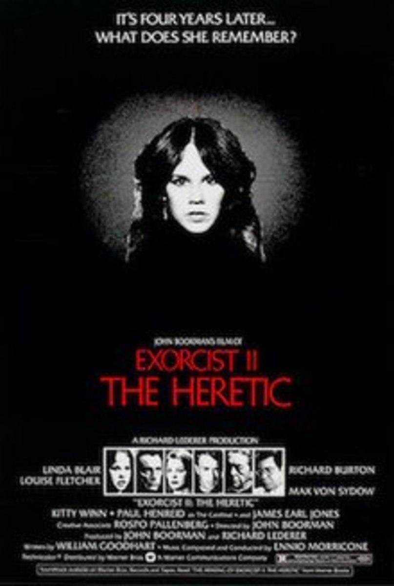 Exorcist II: The Heretic (1977) - John Boorman - Bad Sequel Alert!
