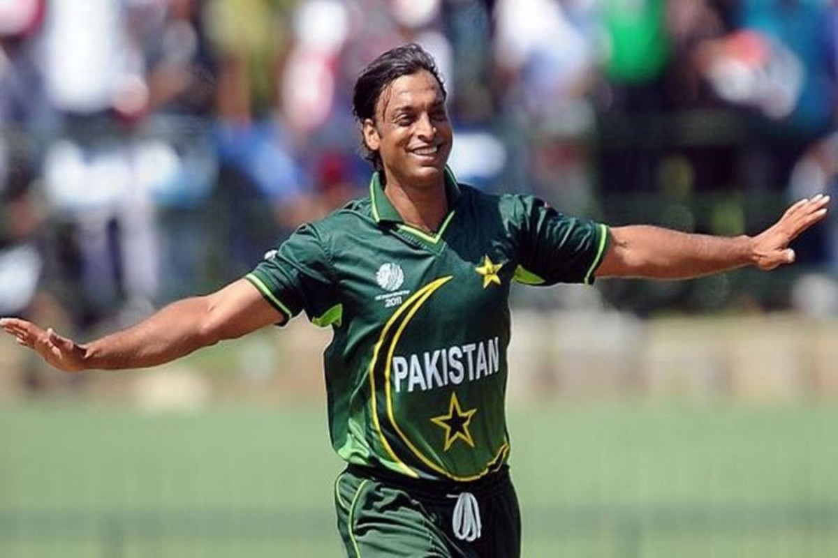 Shoaib Akhtar World's Fastest Bowler on the Planet