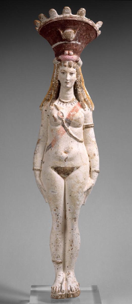 Aphrodite Is Not Venus