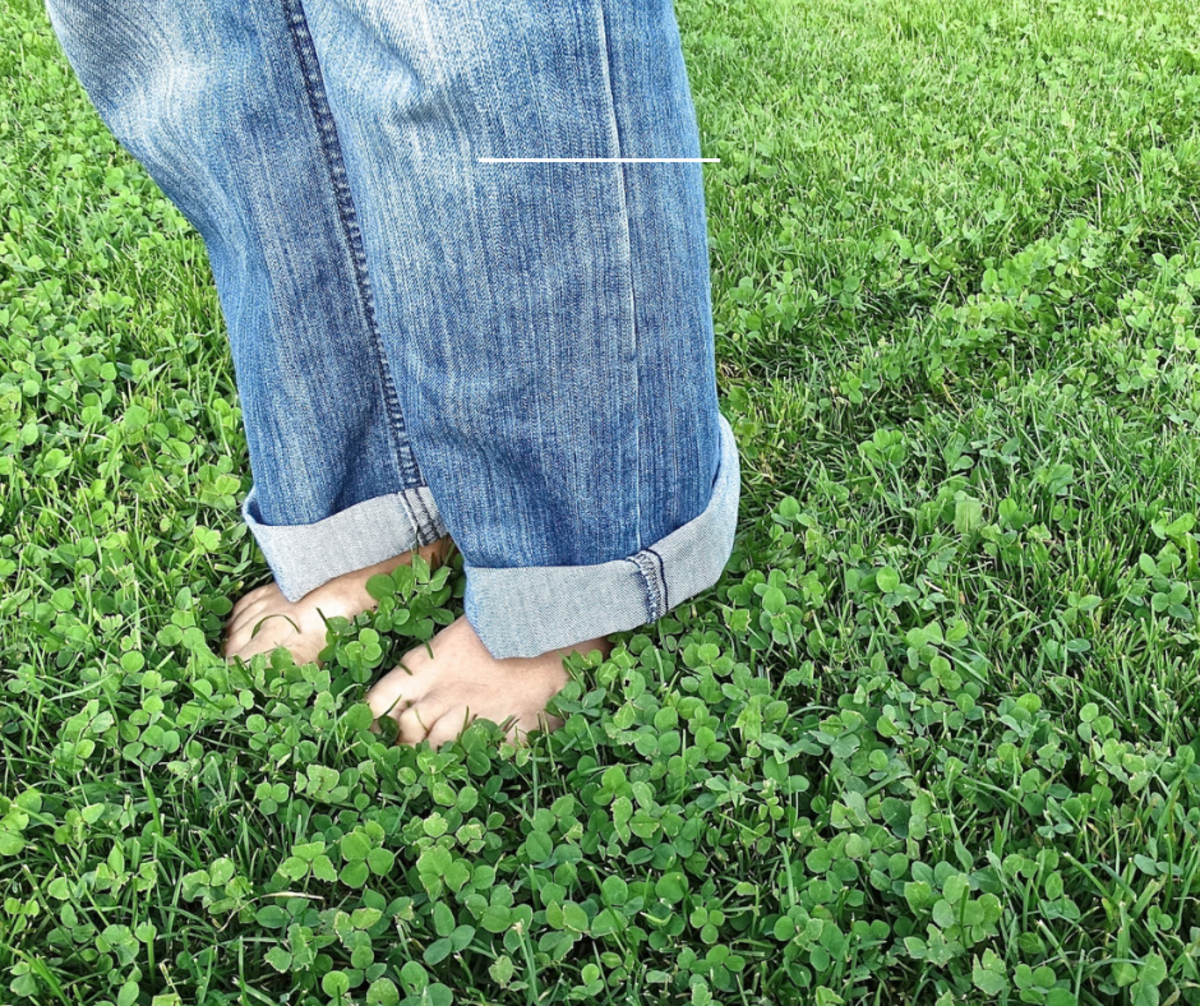 Your feet deserve natural care