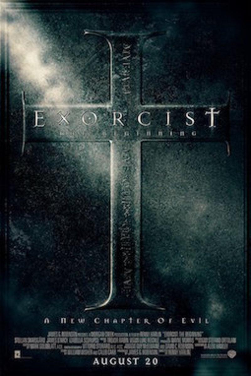 Exorcist: The Beginning (2004) - Renny Harlin - Bad Prequel Alert!