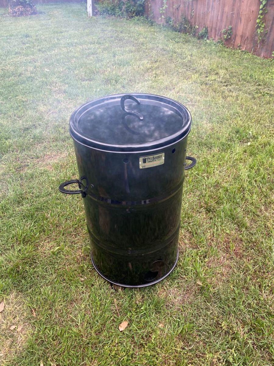 My Pit Barrel Cooker