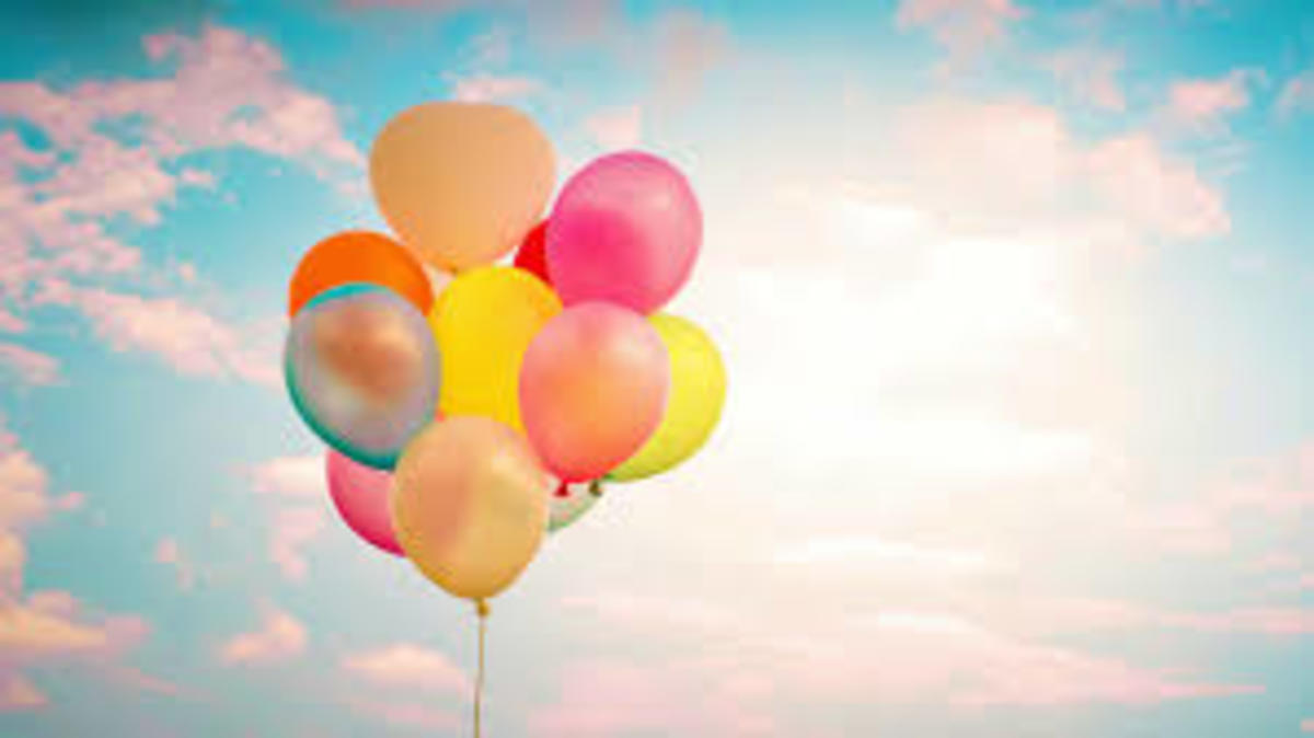 Who Invented Party Balloons?