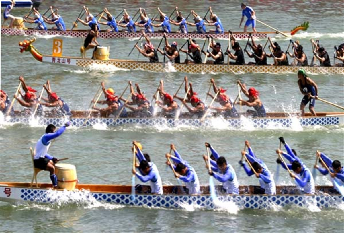 Dragon Boat Festival And Its Related Activities