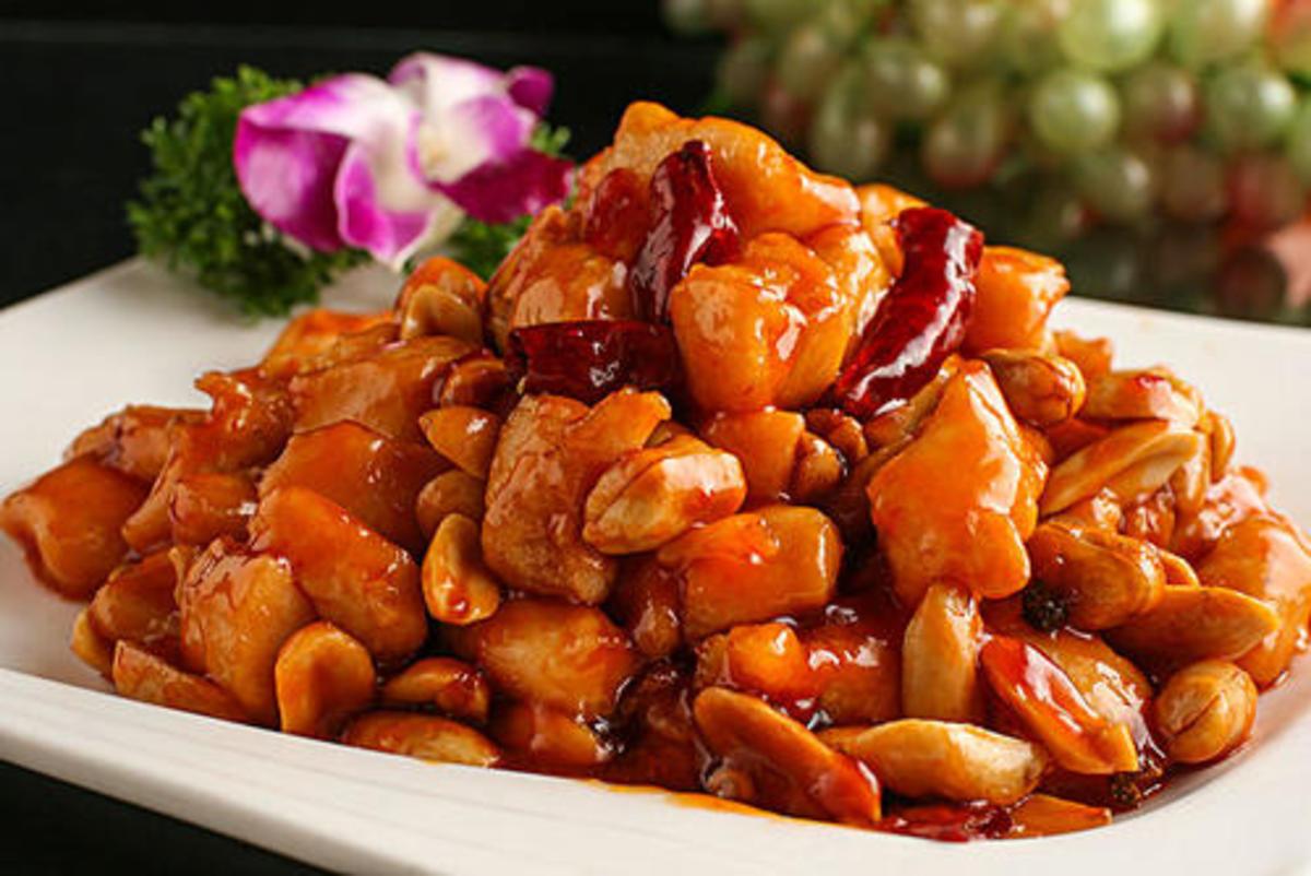 Kung Pao Chicken -- Szechuan cuisine