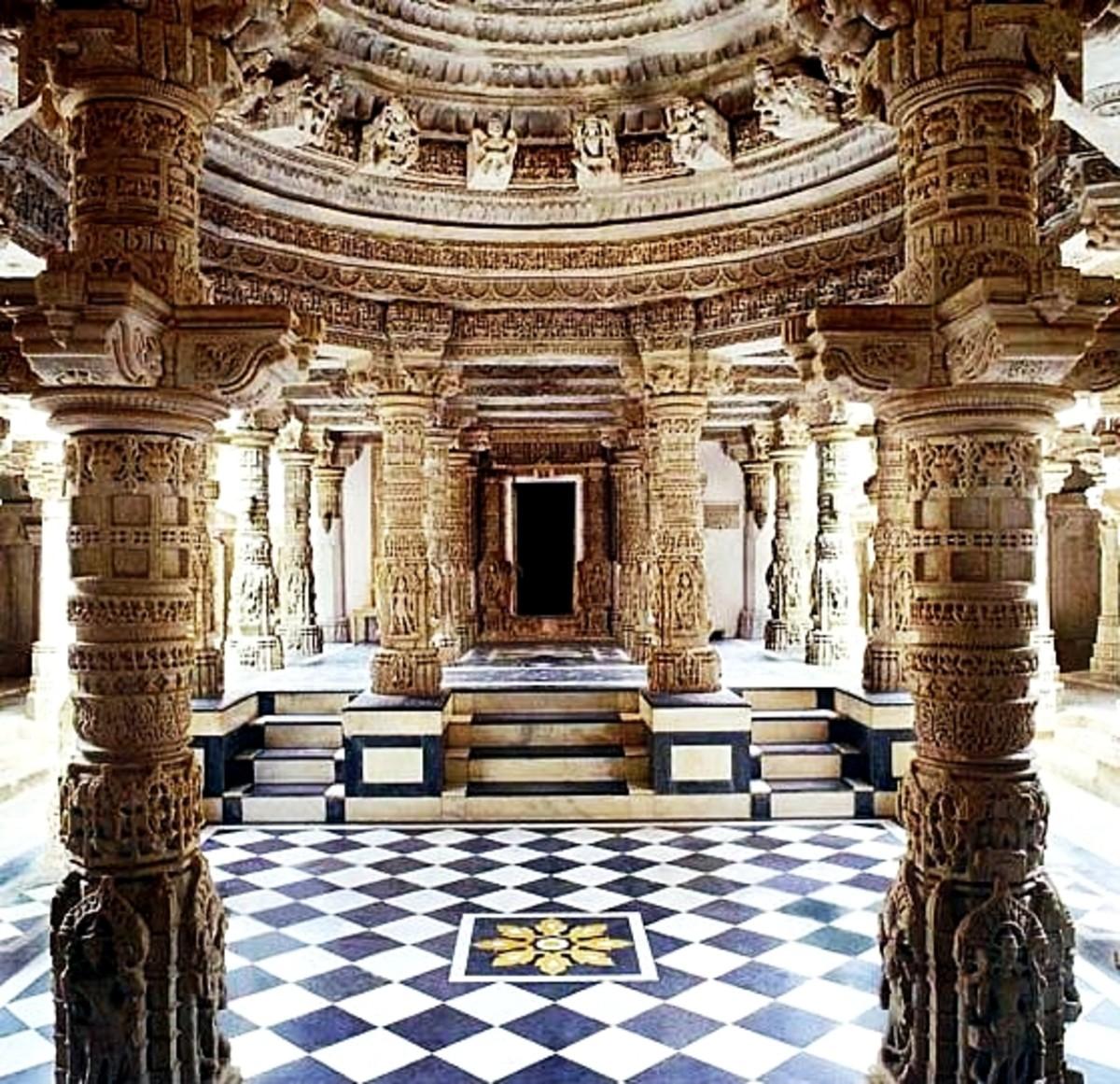 Dilwara Jain Temple, Mount Abu, Rajasthan