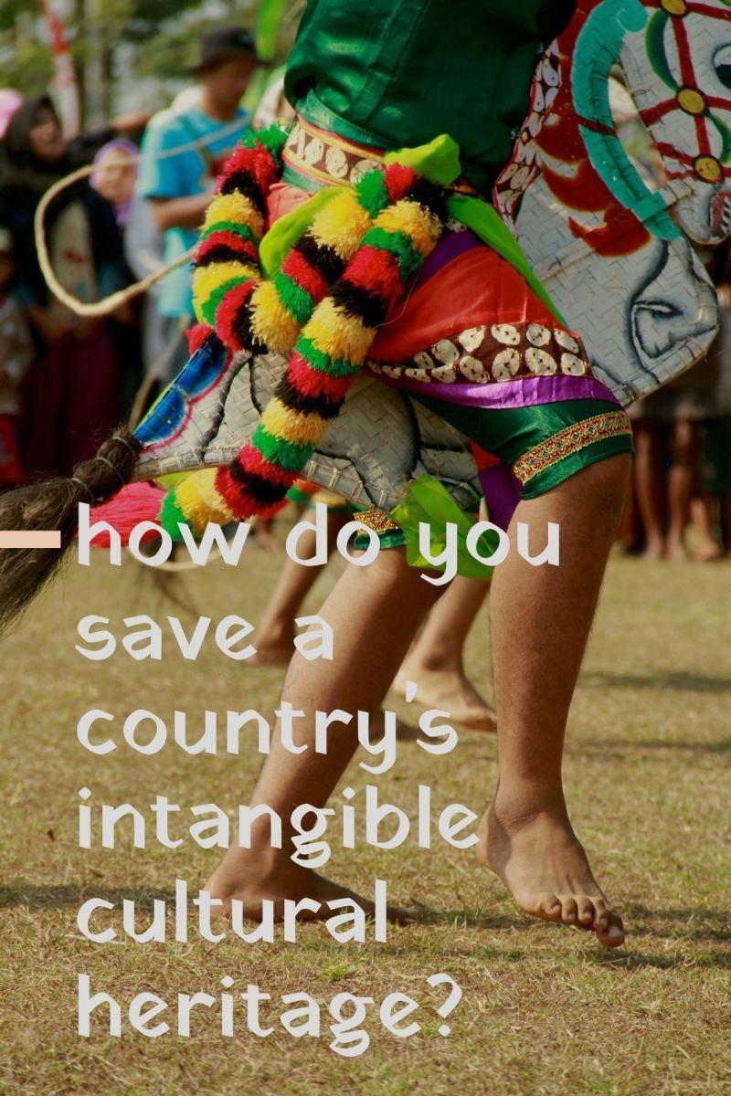 Preserving Asian Dance Through UNESCO Intangible Cultural Heritage Program