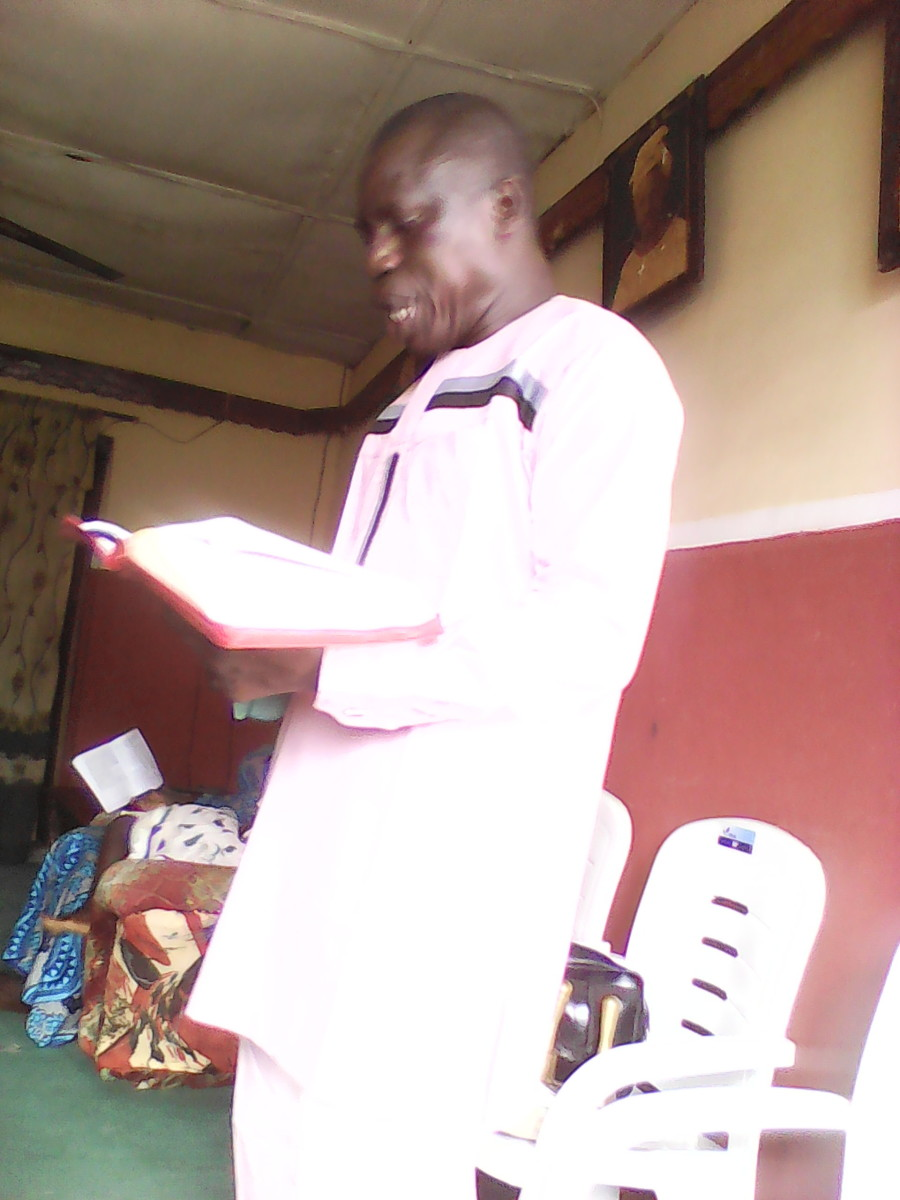 Pastor Ejide Issac,